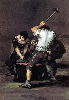 The Forge (Goya)