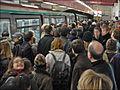 La grève sur le RER A ou les joies de la vie parisienne (4192871805).jpg