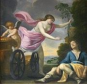 La mort d'Adonis, par Jean Monier