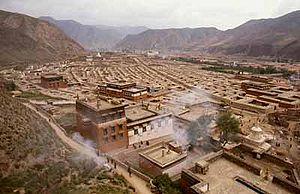 Amdo - Labrang Monastery in Amdo