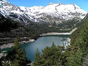 Lac d'Orédon - Image: Lac d'Orédon