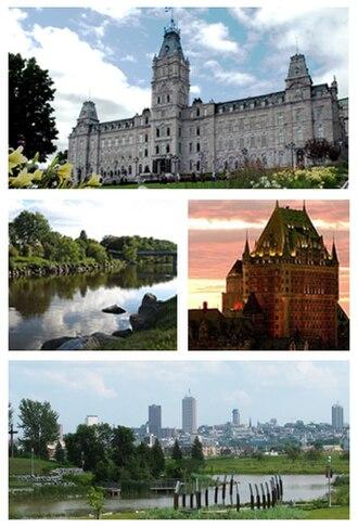 La Cité-Limoilou - Various scenes from La Cité-Limoilou.