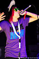 Lady Sovereign @ Wellington Square (27 9 2009) (3987060304).jpg