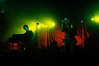 Ladytron - Ladytron live in London (2003)