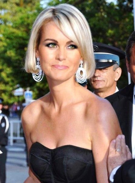 Laeticia Hallyday Cannes 2009