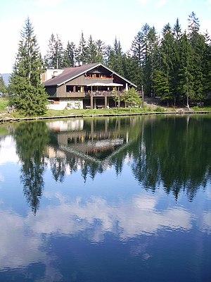 Comelico Superiore - Sant'Anna Lake.