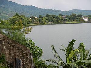 Los Baños, Laguna - Tadlac Lake