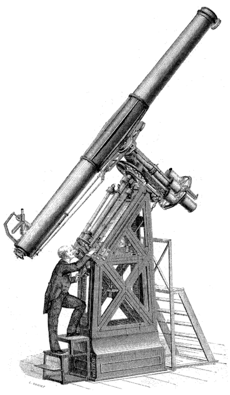 Lanature1873 equatorial observatoire paris.png