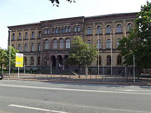 Landesgericht (Germany) - The Amtsgericht in Münster. It is a Landesgericht.