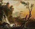 Landscape with ruins - Gaspard Jean Lacroix.jpg