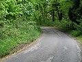 Lane through West Woods - geograph.org.uk - 1318983.jpg