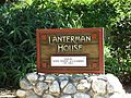 Lanterman House Front Sign.JPG