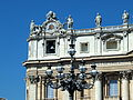 Lantern and Bells at St Peter square.JPG