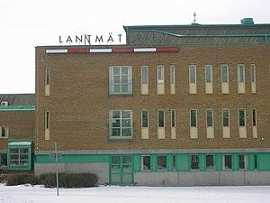 Lantmäteriet - Lantmäteriets office in Gävle