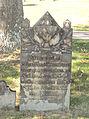 Lauchner (Christina), Brush Creek Cemetery, 2015-10-26, 01.jpg