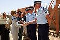 Laura Bush New Zealand Police Bamiyan Afghanistan 20080609-1 p060808sc-0816-515h.jpg