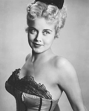 Laurie Anders - Anders in 1953