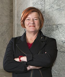 Laurie Blakeman Canadian politician