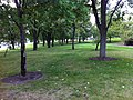 Lawn and trees at Minnehaha Park, Spokane, Washington.jpg