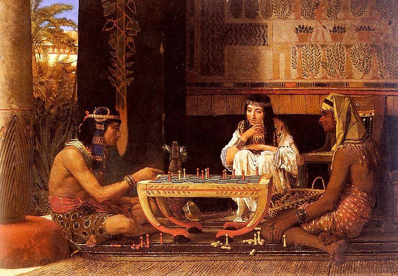 File:Lawrence Alma-Tadema Egyptian Chess Players.jpg