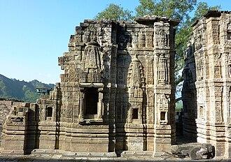 Kangra Fort - Laxmi Narayan Temple, Kangra Fort.