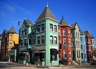 LeDroit Park United States historic place