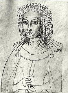 Countess suo jure of Artois and Burgundy