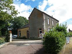 Le Plessis-Dorin, Loir et Cher, Fr, mairie.JPG
