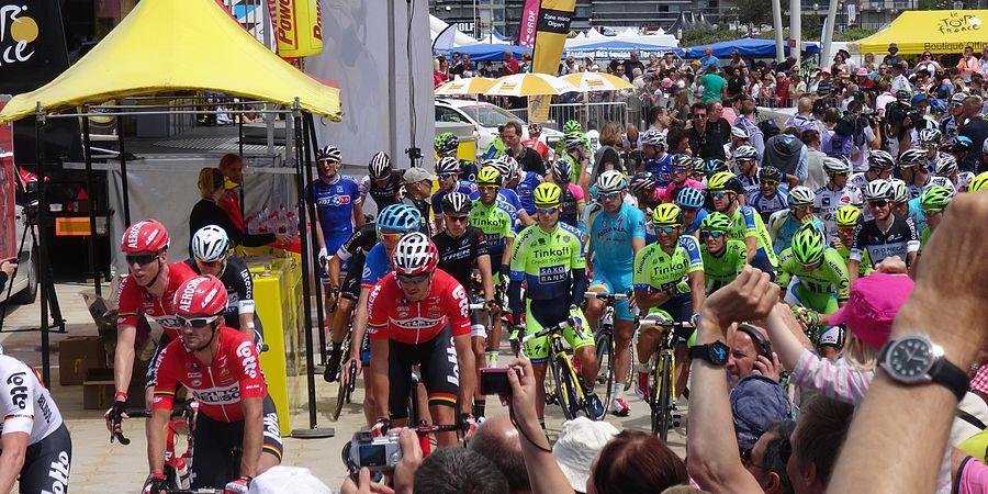 Le Touquet-Paris-Plage - Tour de France, étape 4, 8 juillet 2014, départ (C20).JPG