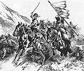Le chef d'escadron Lasalle à la bataille de Rivoli.jpg
