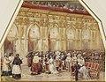Le mariage de Ferdinand duc d'Orléans et d'Hélène de Mecklembourg-Schwerin.jpg
