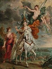 Gemäldezyklus für Maria de' Medici, Königin von Frankreich, Szene: Einnahme von Jülich