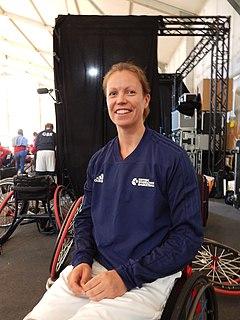 Leah Evans British basketball player (1997-)