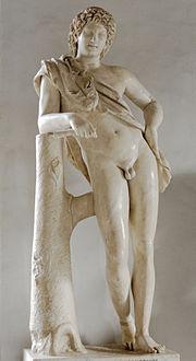 Satir, rimska kopija Praksitelova djela