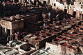 Leather tanning in Fes (5364400545).jpg