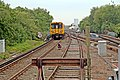 Leaving Sandhills Railway Station (geograph 2995768).jpg