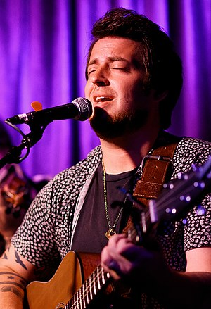 Lee DeWyze - Performing in 2016