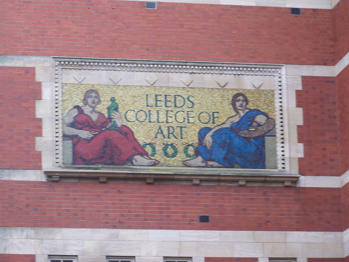 Leeds College of Art and Design — Wikipédia