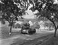 Legermanoeuvres West Duitsland , tweede zending aangetast, Bestanddeelnr 906-7417.jpg
