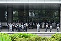 Legislative Council complex police force view 20190612.jpg