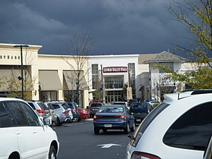 Lehigh Valley - Lehigh Valley Mall in Whitehall Township
