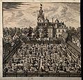 Leiden, the Netherlands; the University, Anatomy theatre, Wellcome V0012831.jpg