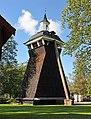 Leksands kyrkas klockstapel sep 2012.jpg