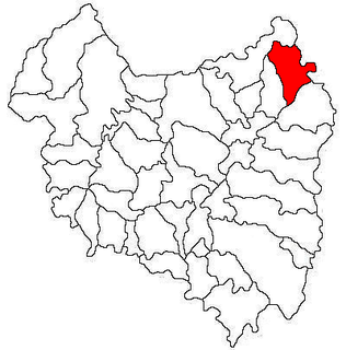 Lemnia Commune in Covasna, Romania