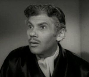 Schauspieler Leonid Kinskey