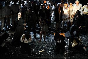 Die Gezeichneten - Les Stigmatisés, Opéra de Lyon 2015