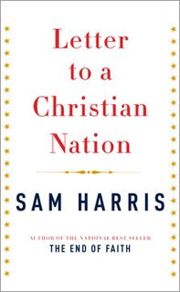 <i>Letter to a Christian Nation</i> book by Sam Harris