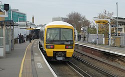 Lewisham station MMB 24 465003.jpg