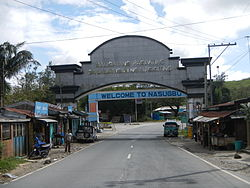 Boundary between Alfonso, Cavite and Nasugbu, Batangas