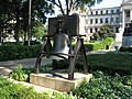 Liberty Bell Replica, Mississippi State Capitol, Jackson, Mississippi (3931961891).jpg
